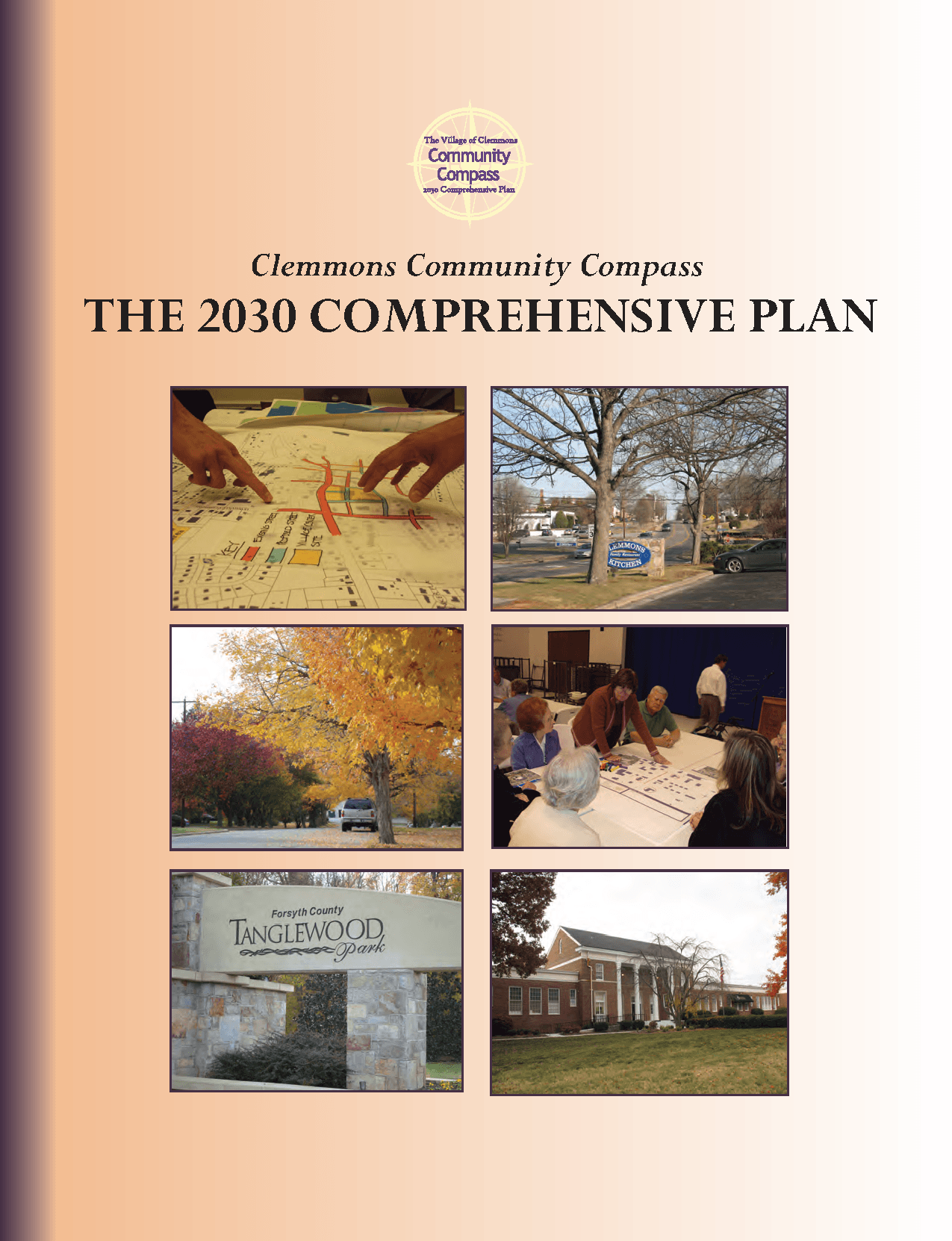 Clemmons Community Compass the 2030 Comprehensive Plan (JPG)