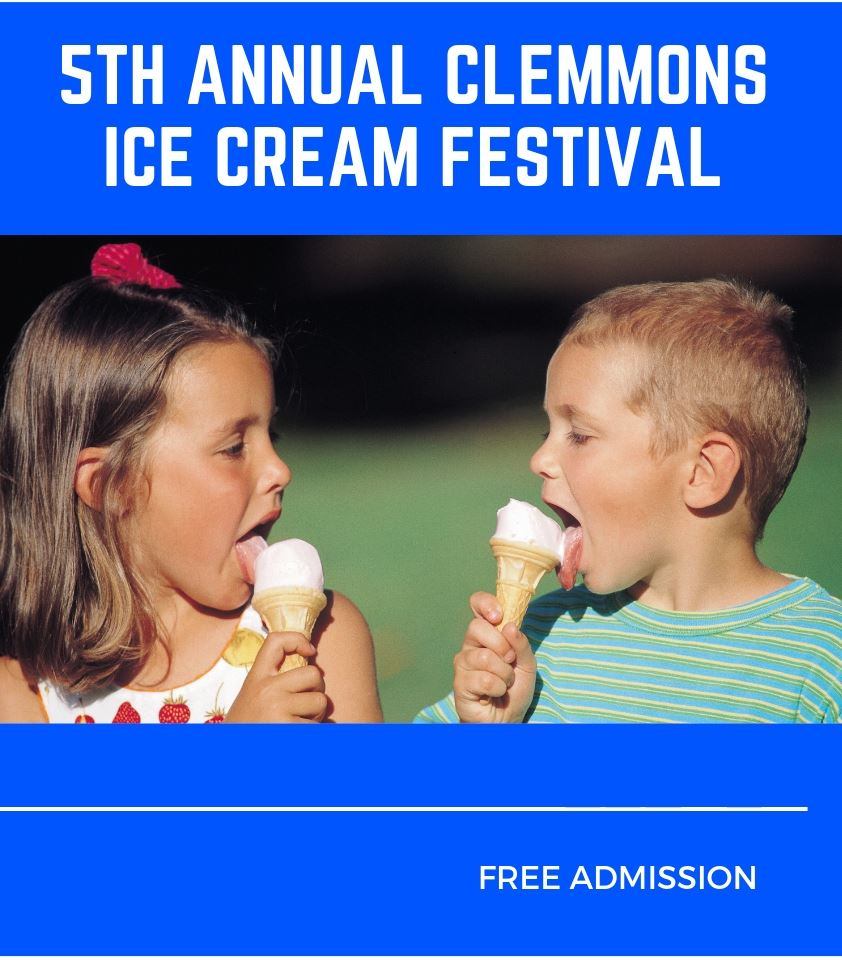 Clemmons Ice Cream Festival