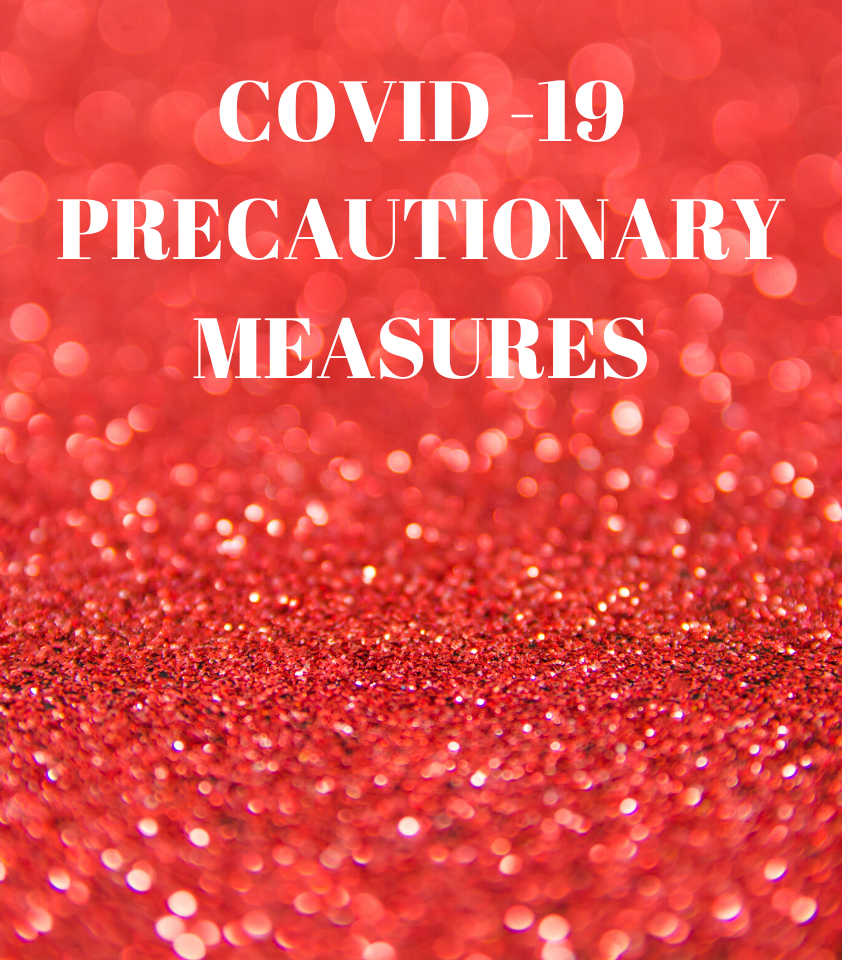Web  COVID -19 PRECAUTIONARY MEASURES